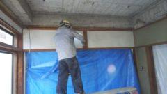 和室の塗り替え
